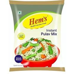 Hem's Instant Pulav Mix