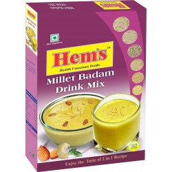 Hem's Millet Badam Drink Mix