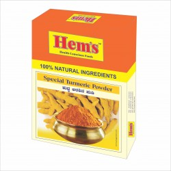 Hem's Special Turmeric Powder(100g)